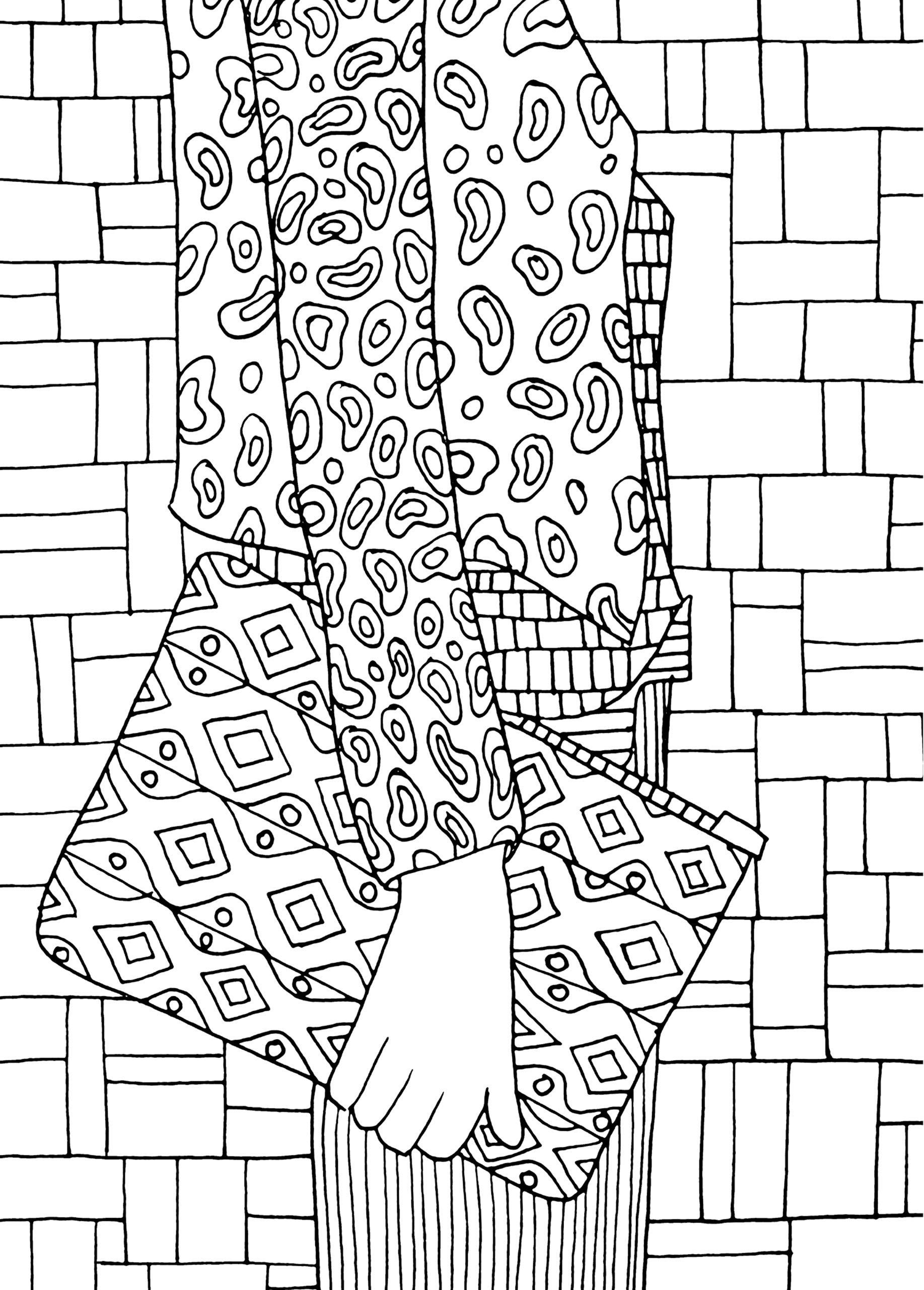 Женщина в пиджаке