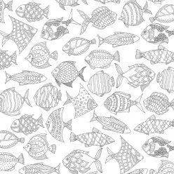 Рыбы разного вида