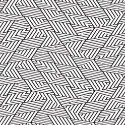 Раскраски антистресс «Ромбы», чтобы распечатать