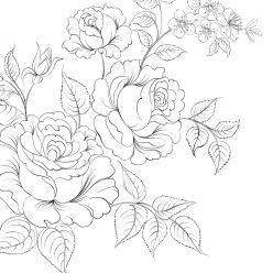 раскраски цветы раскраски антистресс