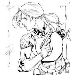 Раскраски Супергерои Марвел для мальчиков «Агент Скарлетт», чтобы распечатать