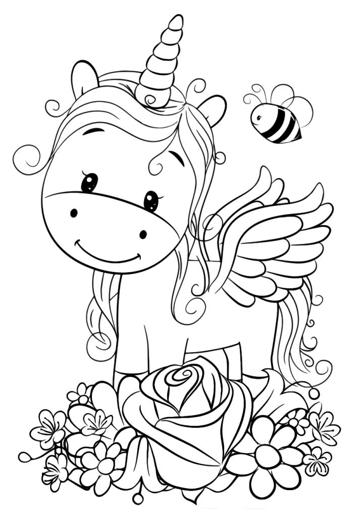 Раскраска для девочек «Милашки» Сова в чашке, чтобы распечатать