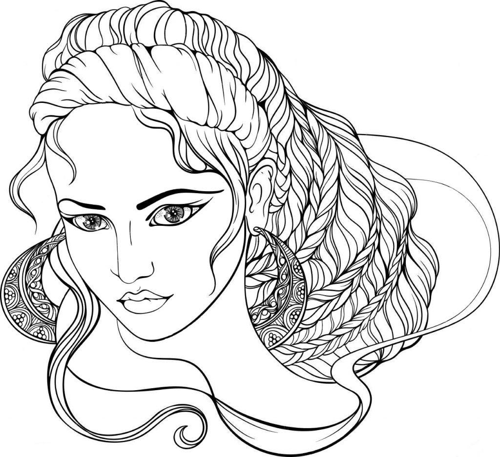 греческая богиня люди и лица раскраски антистресс