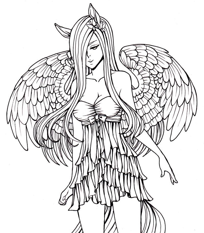 Раскраска Флаттершай взрослая для девочек, чтобы распечатать