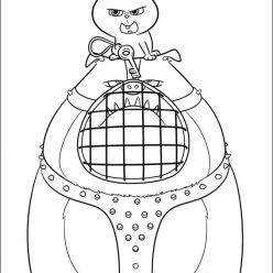 Картинки из мультфильма «Тайная жизнь домашних животных» Кролик Снежок и мопс Мэл, чтобы бесплатно распечатать