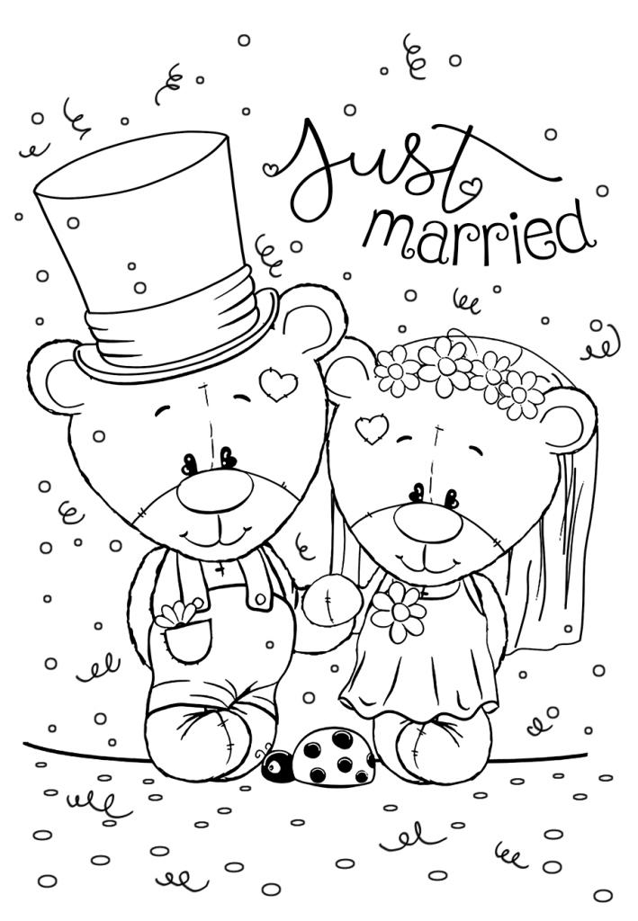 Раскраски малашки «С Днем Свадьбы», чтобы бесплатно распечатать maori drawings vector