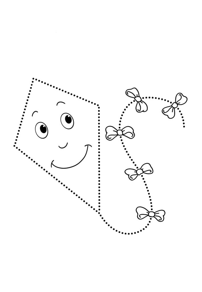 Картинка по точкам, чтобы распечатать в хорошем качестве А4