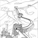 Картинка Китайская стена в хорошем качестве бесплатно