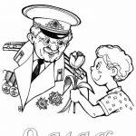 Раскраска на праздник «День Победы», чтобы распечатать в хорошем качестве А4 для детей и взрослых