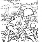 Раскраска на праздник «День Победы» шаблон рисунка, чтобы распечатать в хорошем качестве А4 для детей и взрослых